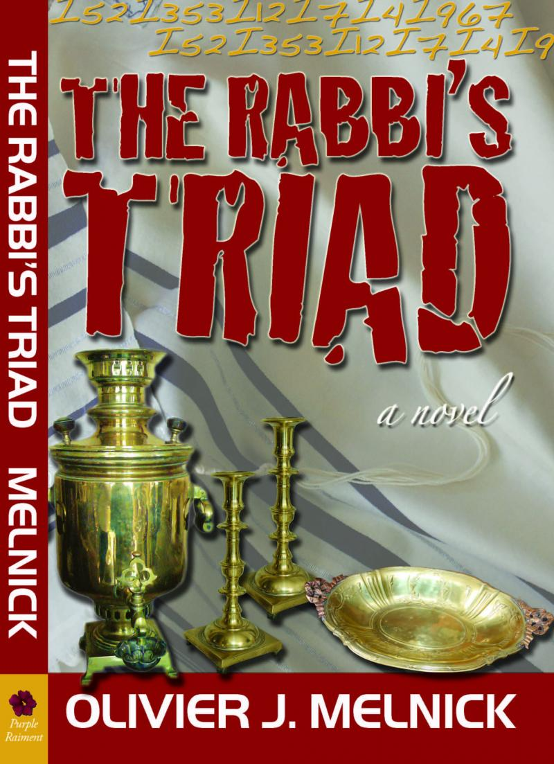 The Rabbi's Triad (cover)
