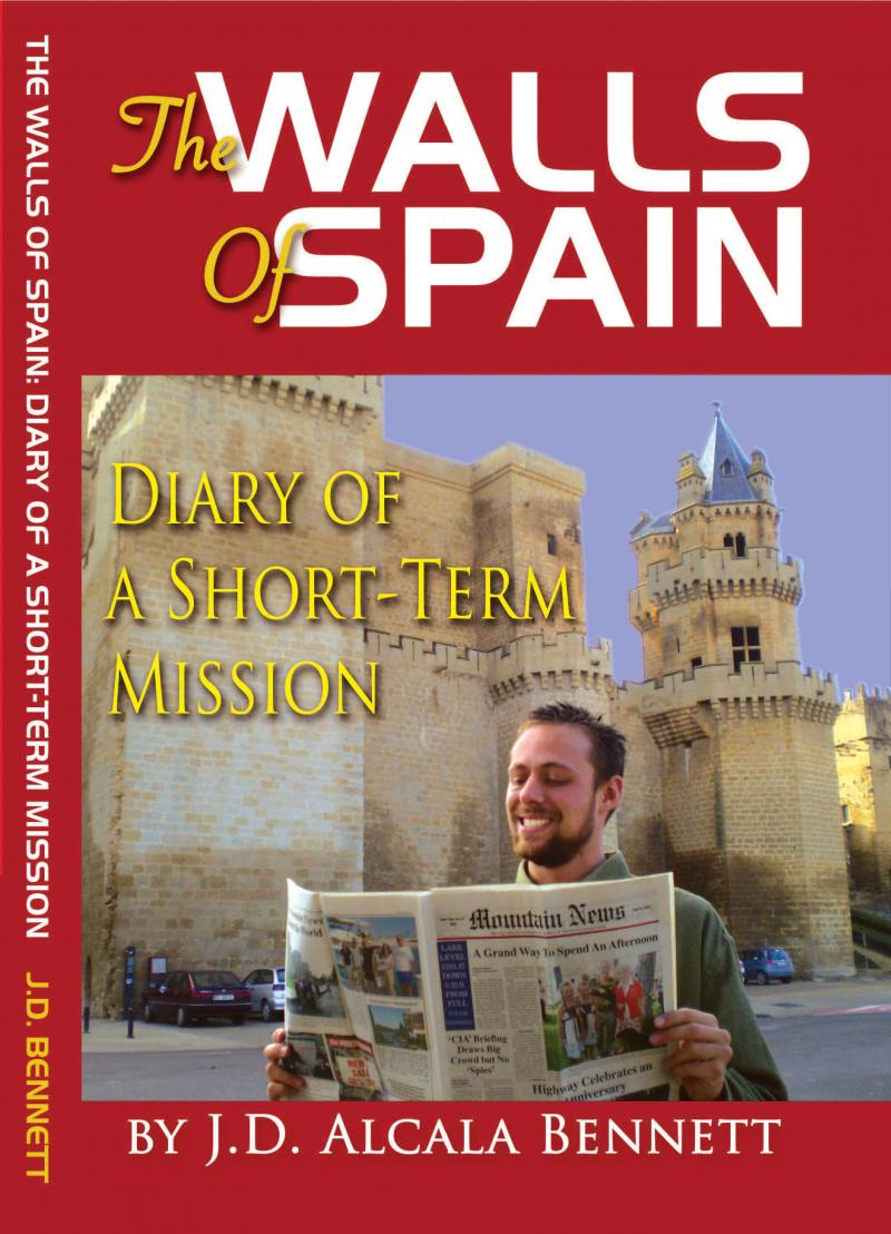 The Walls of Spain: Diary of a Short-Term Mission
